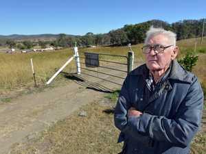 Retiree's plea for peace