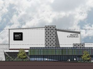 Movie theatre and Kmart planned for Wilsonton