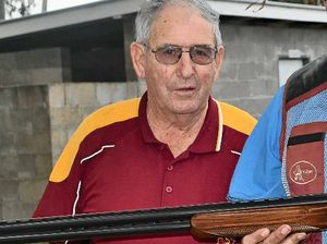 Warwick Clay Target Club member Pat Norman sorely missed