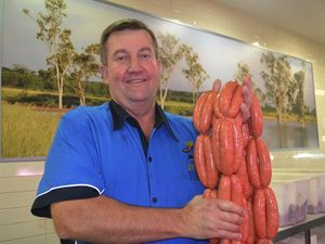 Snagged another - which butcher is our Sausage King?