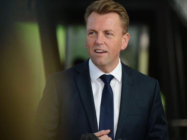 Former LNP Transport Minister Scott Emerson