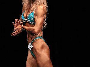 Proserpine's own figure champion