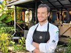 PAT ON THE BACK: Chef de partie Philipp Felschow reflects on the Two Chefs Hats award for The Tamarind.