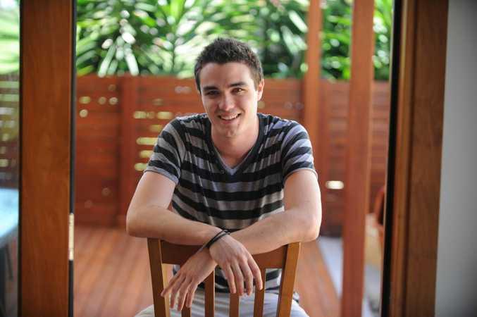 Bundy boy Matthew Pearce has scored himself a role on Home & Away.
