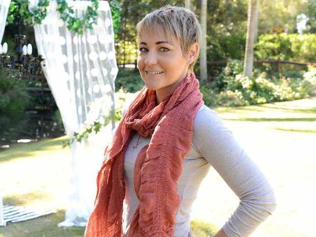 FINALIST: Tanya Liddell has been named one of the top three wedding planners in Queensland.