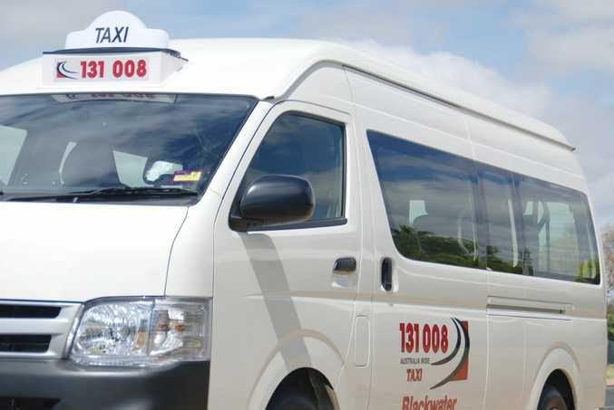 Garden City cab carjacked at Toowoomba service station.