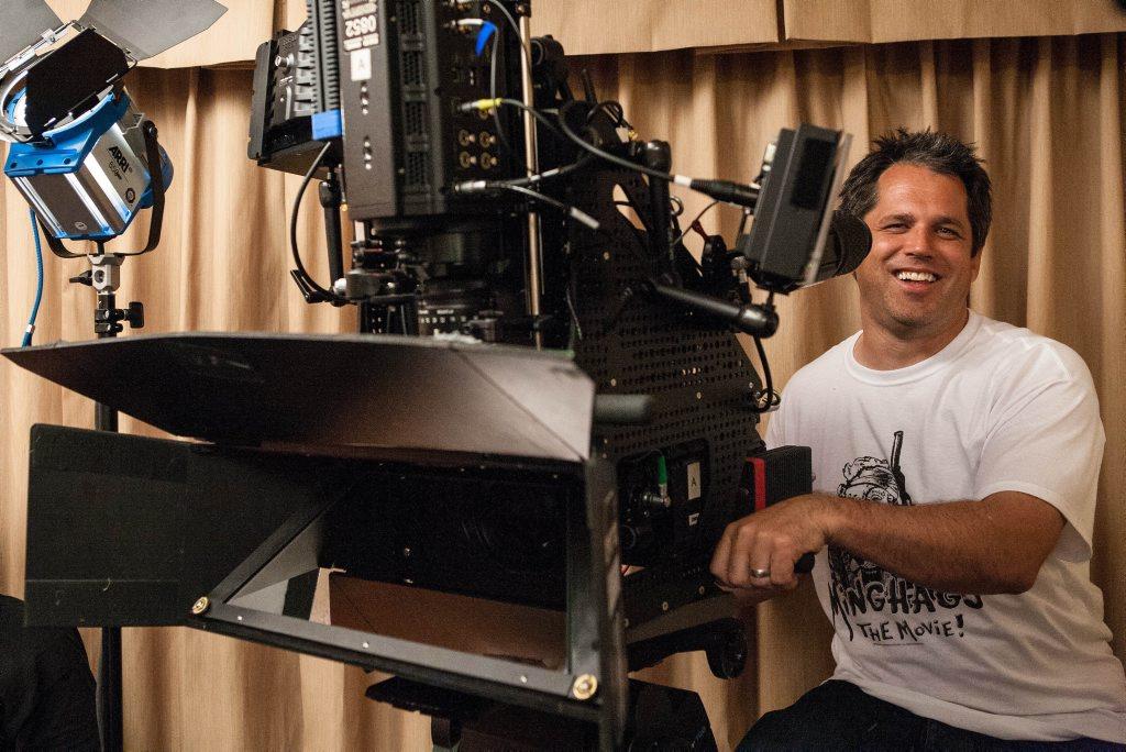 Director and Jackass co-creator Jeff Tremaine.