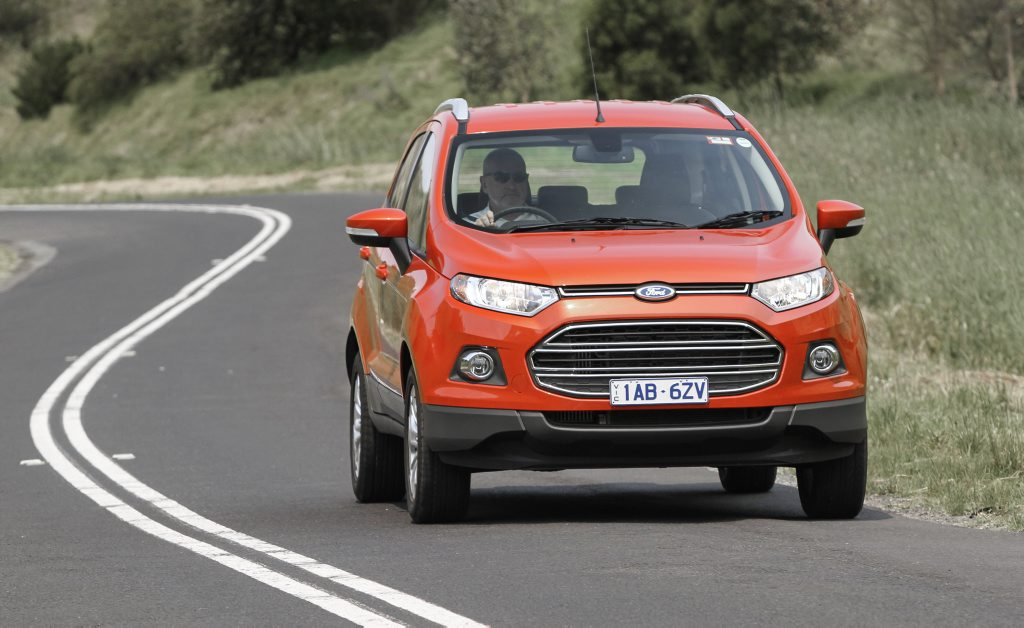 2014 Ford EcoSport road test review with Ecoboost engine | Observer