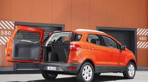 The Ford Ecosport.