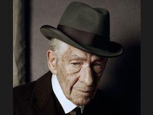 Here's Sir Ian McKellen's 93-year-old Sherlock Holmes