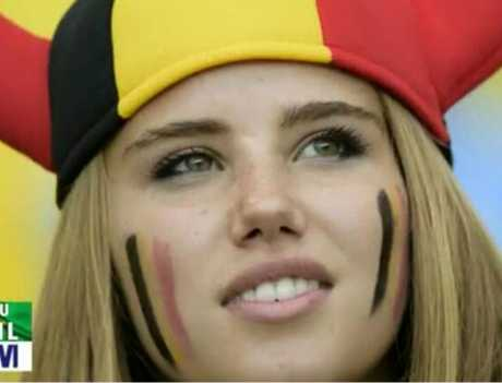 The 17-year old Axelle Despiegelaere will star in a series of online