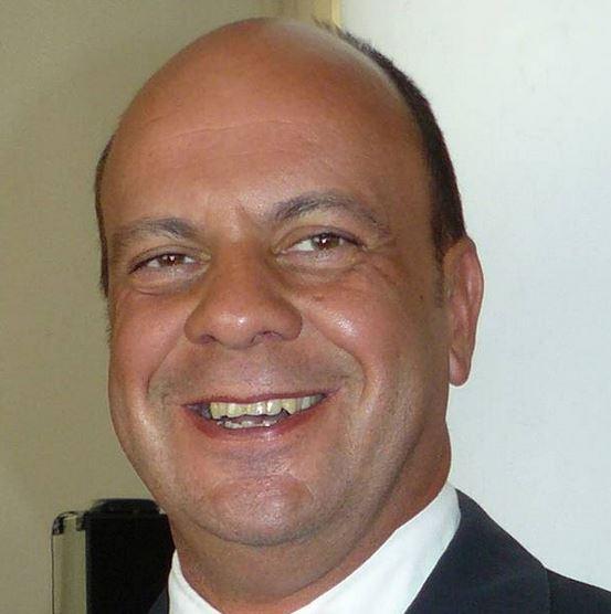 German SDP MP Michael Hartmann
