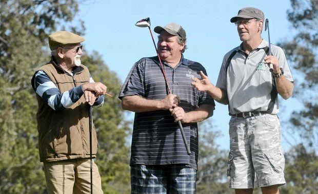 TARTAN: Veterans Week of Golf will play on the Scottish heritage of Maclean. Photo: Adam Hourigan