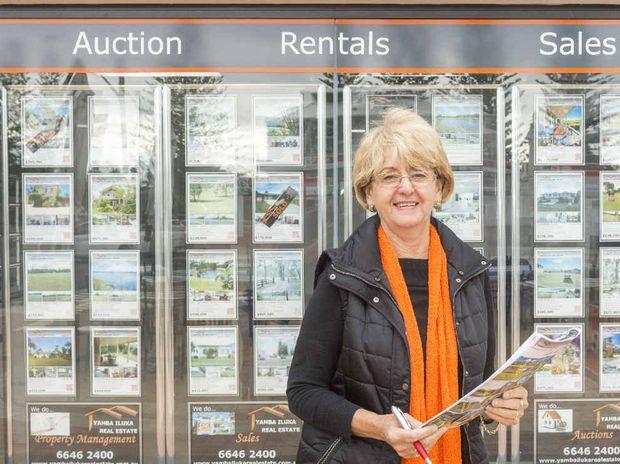 Principal of Yamba Iluka Real Estate Denise Gillies talking about the rental market.