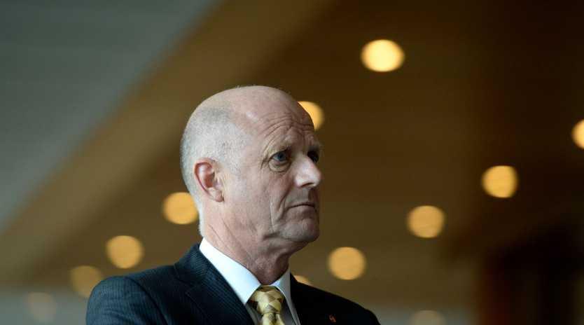 Libertarian Senator David Leyonhjelm