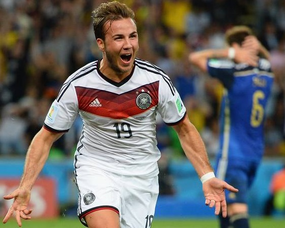 Germany wins World Cup 2014 after Mario Gotze scores extra-time goal
