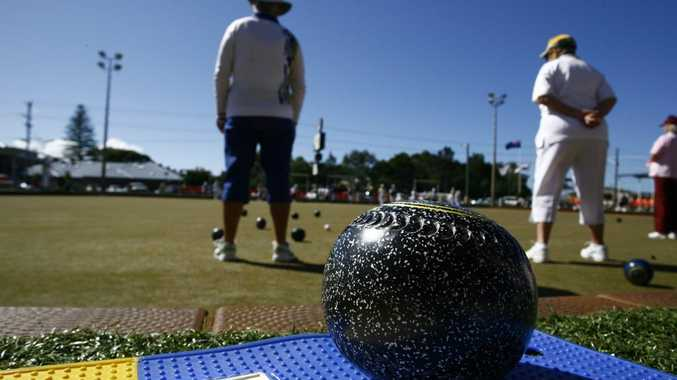 Caloundra Singles Champion Barry Roberts struck a blow for the Sunshine Coast winning the Pacific Beach Resort singles in the Bowls Bonanza at Mooloolaba.