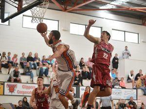 Suncoast Clippers V Bundaberg Basketball
