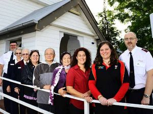 Salvos say a big thanks to volunteers and members