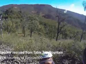 Table Top Mtn rescue