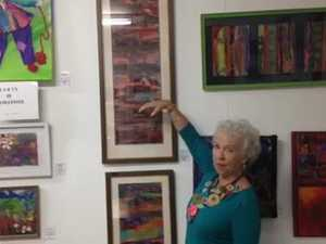 TARTS exhibition opens in Cannonvale