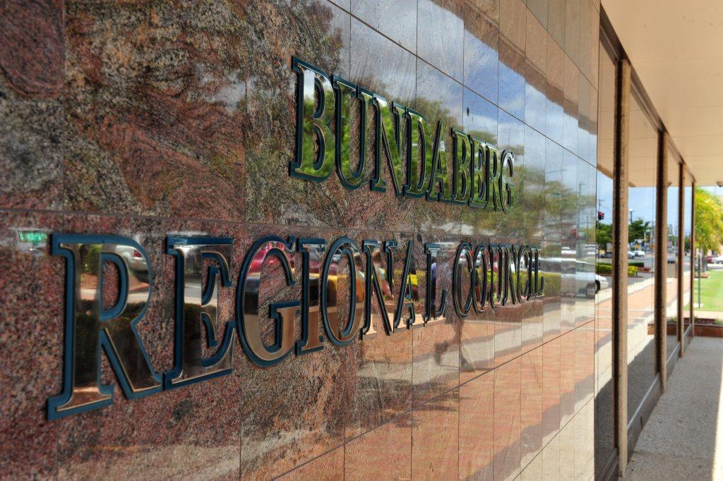 COUNCIL: Bundaberg Regional Council building. Photo: Max Fleet / NewsMail