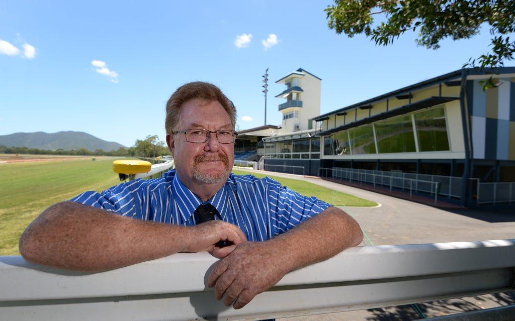Rockhampton Jockey Club CEO Bill Colgan pictured here at Callaghan Park.Photo: Chris Ison / The Morning Bulletin