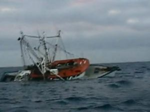 Mooloolaba trawler sinks near Great Keppel Island