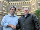 Mayor locked in Grafton jail battle