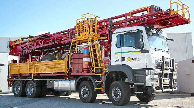 FULLY LOADED: MAN 8x8s for Ausdrill run fully loaded 100% of the time.