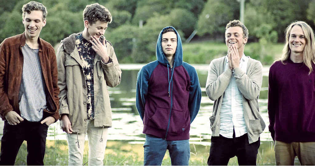 DIY RECORDINGS: Byron Bay band Tora has won a spot to perform at Splendour in the Grass.