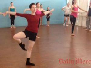 Sydney Dance Company arrives in Mackay