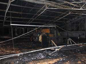 Tractor believed to be cause of Adare shed fire