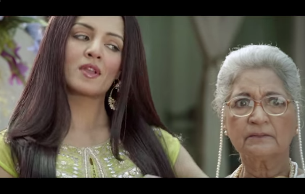 Bollywood actress Celina Jaitly performs in 'The Welcome', a gay rights music video from the United Nations