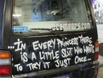 The worst Wicked camper slogans