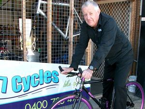 Yeppoon cyclist pedals 450km in battle against autism