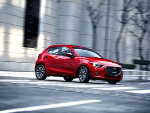 The all-new Mazda2 has been revealed ahead of 2014 launch