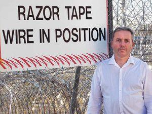 MP's prison tour blows away luxury myth