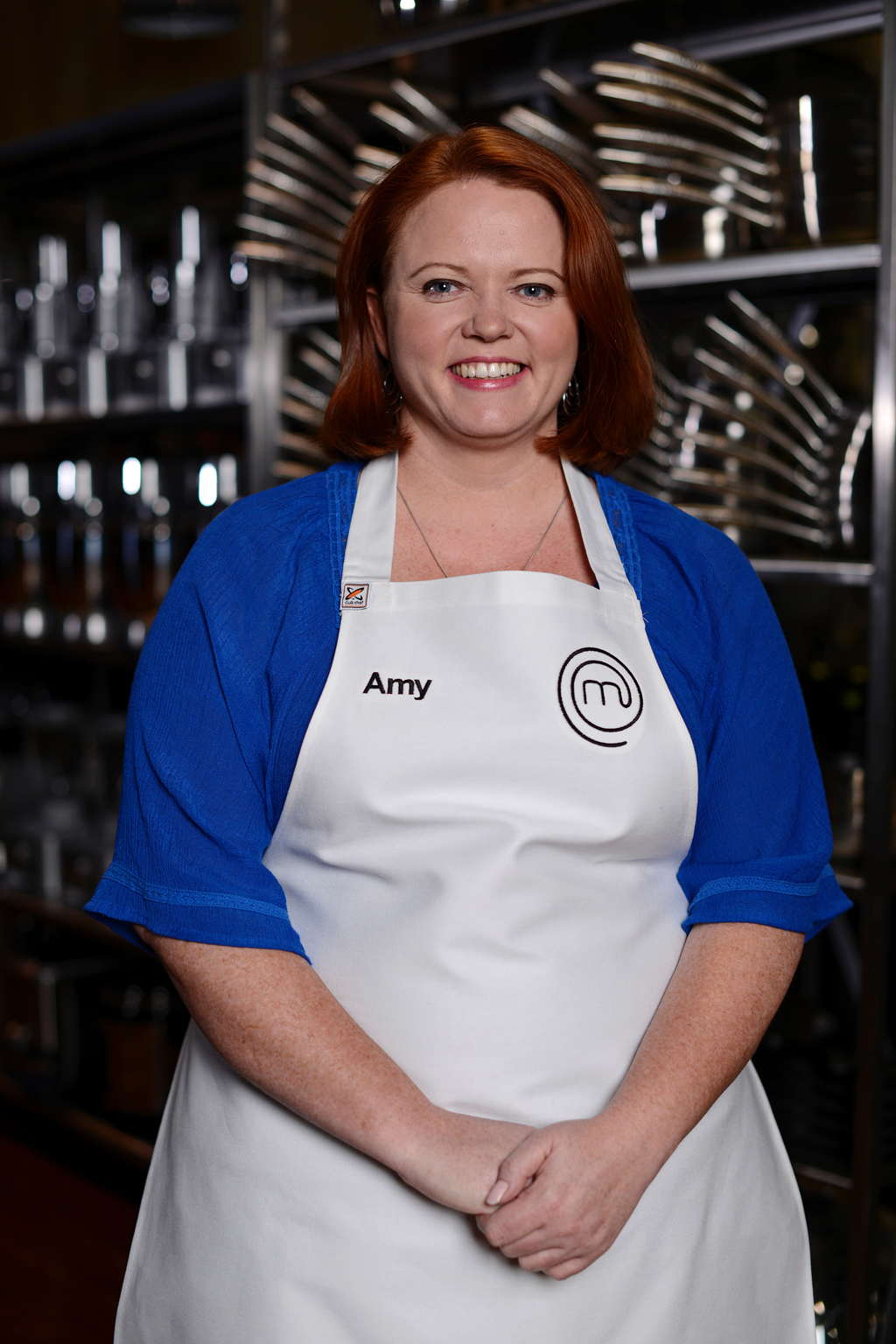MasterChef Top 7 contestant Amy Shields.