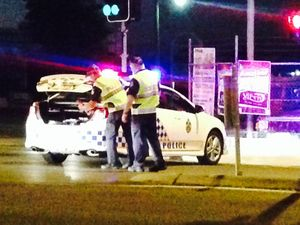 Drunk cyclist nabbed in Maryborough on New Year's Eve