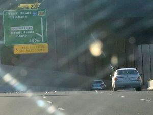 """Dangerous"" BMW driver found at Brisbane Airport"