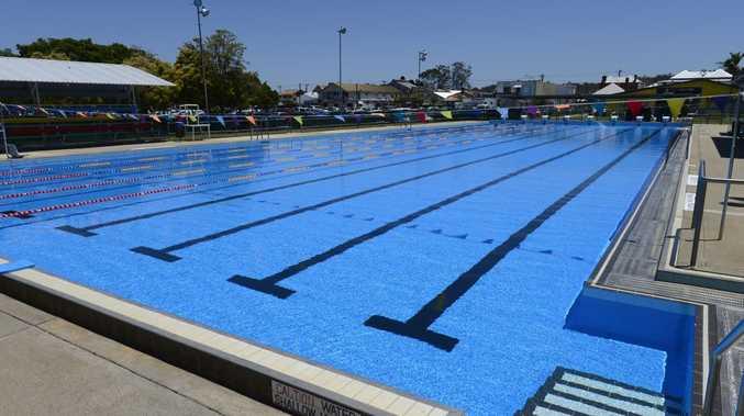 Maclean Pool. Photo: Adam Hourigan / The Daily Examiner