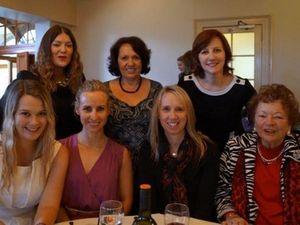 Toowoomba ladies give big to kids' health