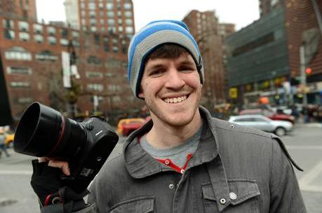 Hony founder Brandon Stanton on the streets