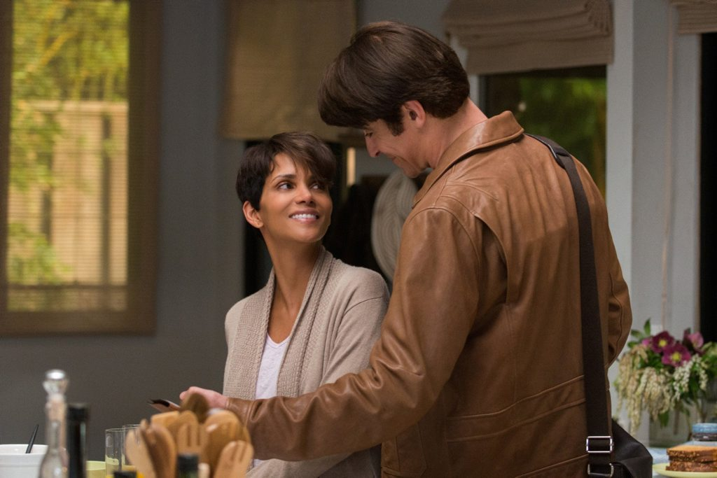 Halle Berry and Goran Visnjic play a husband and wife in Extant.