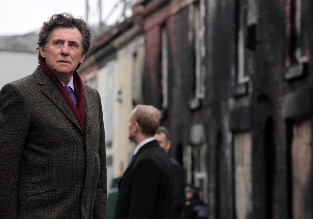 Gabriel Byrne in a scene from Secret State.