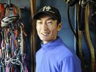 Manabu beats the odds in return to race riding
