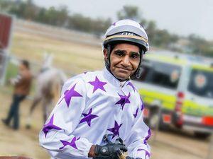 Bush jockey with story from the heart
