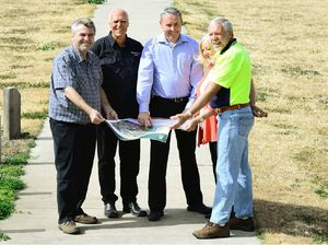Work to start on stage three of Black Snake Creek pathway