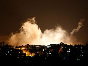 Israel has launched a full-on invasion of the Gaza Strip